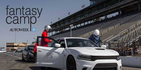 Fun and fast cars at Autoweek Fantasy Camp 2015