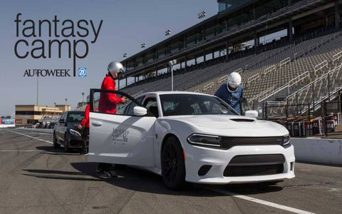 Fun and fast cars at Autoweek Fantasy Camp 2015
