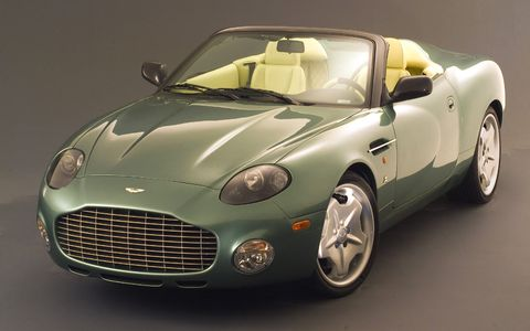 The AR1 name stands for American Roadster 1.
