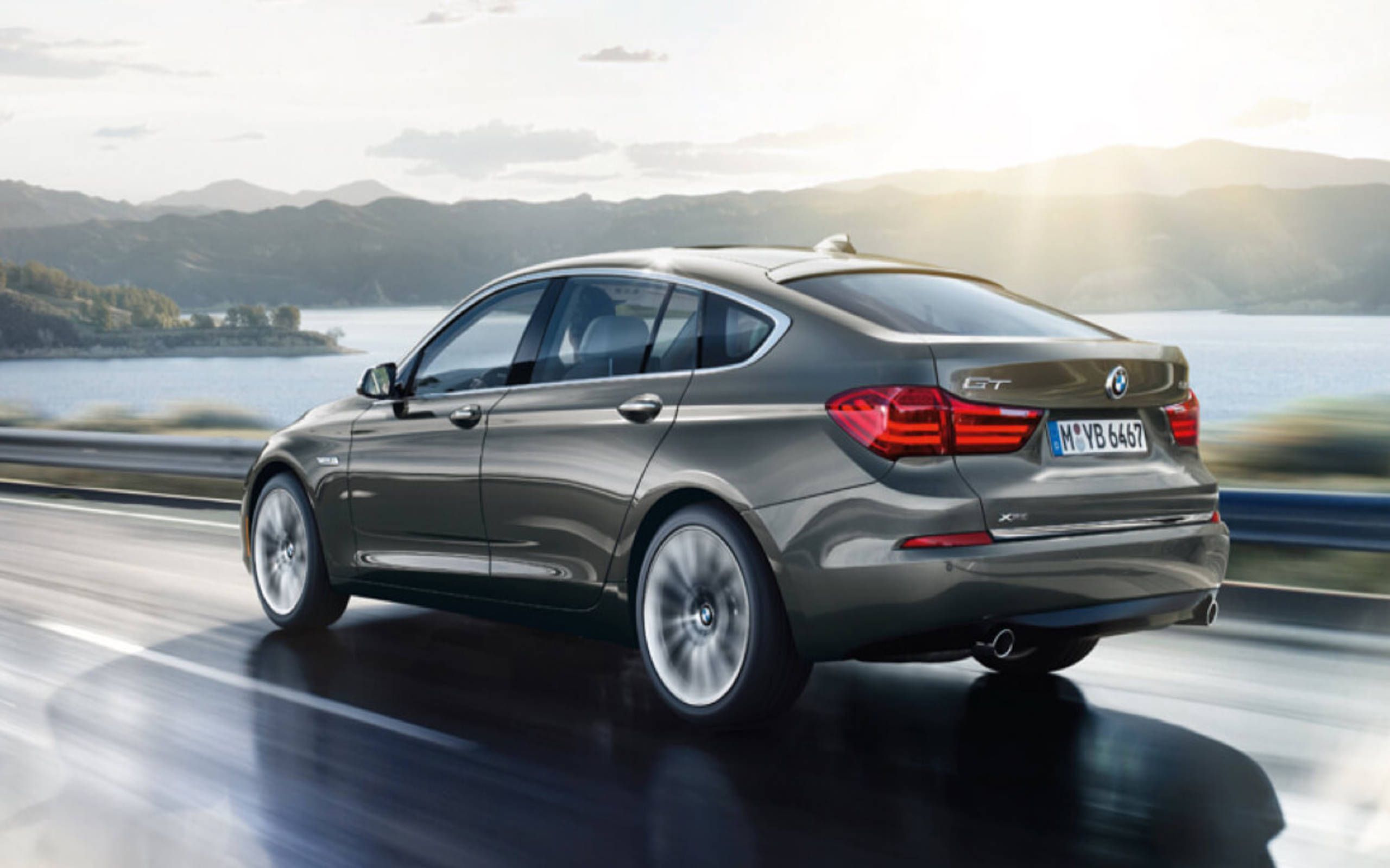 Bmw 5 Series Gt Gets A New Name And Redesign The 6 Series Gt