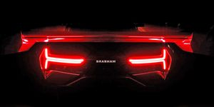 The Brabham BT62 will be unveiled early next month in London.