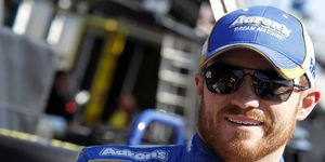 Brian Vickers had one pole and nine top-10 finishes in 2014 for Michael Waltrip Racing.