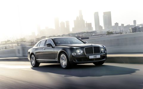 The flagship Mulsanne joins the rest of the Bentley lineup with the newly announced Speed variant, set for an October debut at the Paris Motor Show.
