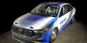 A modified 2019 Volkswagen Jetta, powered by a 2.0-liter turbocharged and direct injected four-cylinder, will make the run on the salt flats this summer.