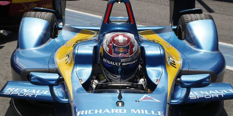 Sebastian Buemi captured the race in Uruguay and moved into second place in the Formula E points standings.