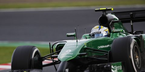 Caterham's future in Formula One is in doubt after the team made redundant 230 team employees.