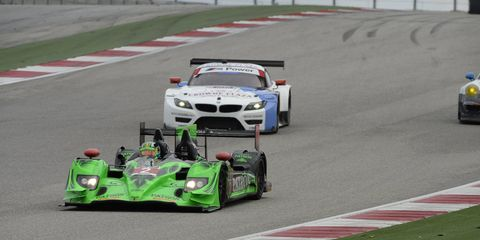 The IMSA Tudor United SportsCar Championship is at Circuit of the Americas in Austin, Texas, this weekend.