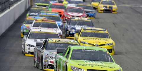 The NASCAR Sprint Cup Series races into Dover, Del., for the third round of the Chase on Sunday.