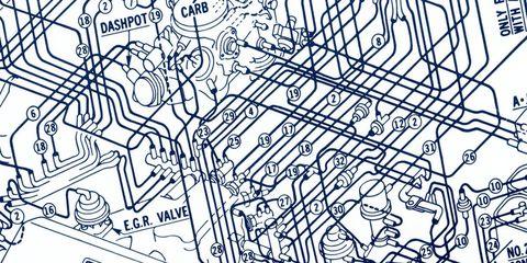 Run Away Screaming 1985 Honda Cvcc Vacuum Hose Routing Diagram