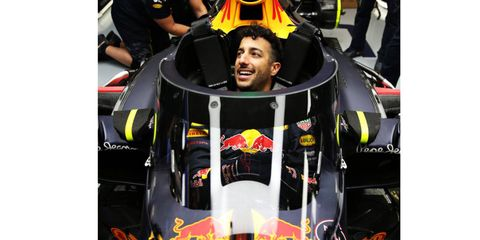 Red Bull unveiled its new Aeroscreen on Friday in Russia.
