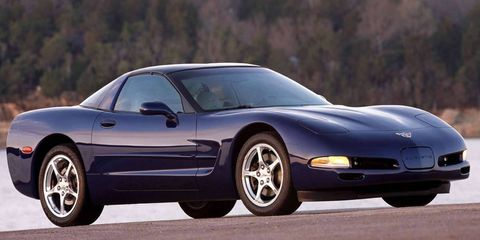 The C5 Corvette is a steal at around $17,000.