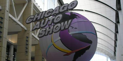2007 Chicago Auto Show advertisement