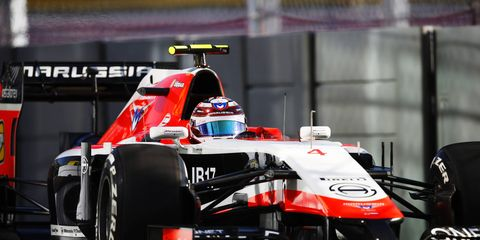Driver Max Chilton is hopeful that a buyer for the Marussia, now Manor, F1 team will come forward in time for the 2015 season.