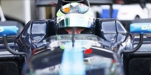 American IndyCar hopeful Conor Daly drove in the final GP2 race of the season in Abu Dhabi.