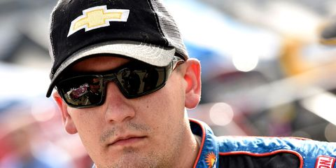 Joey Coulter's streak of 91 consecutive NASCAR Camping World Truck Series races is likely to come to an end at Daytona International Speedway.