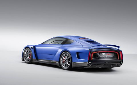 The car can reach an impressive top speed of 168 mph on just 197 hp.