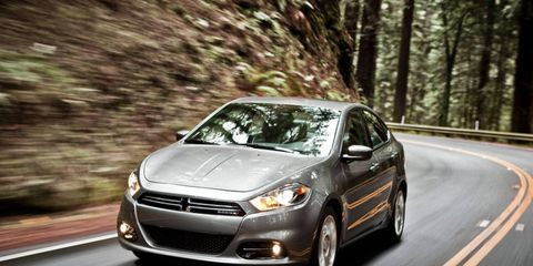 The Dodge Dart and Chrysler 200 have seen a decline in sales in recent years, though the two are not particularly old models.