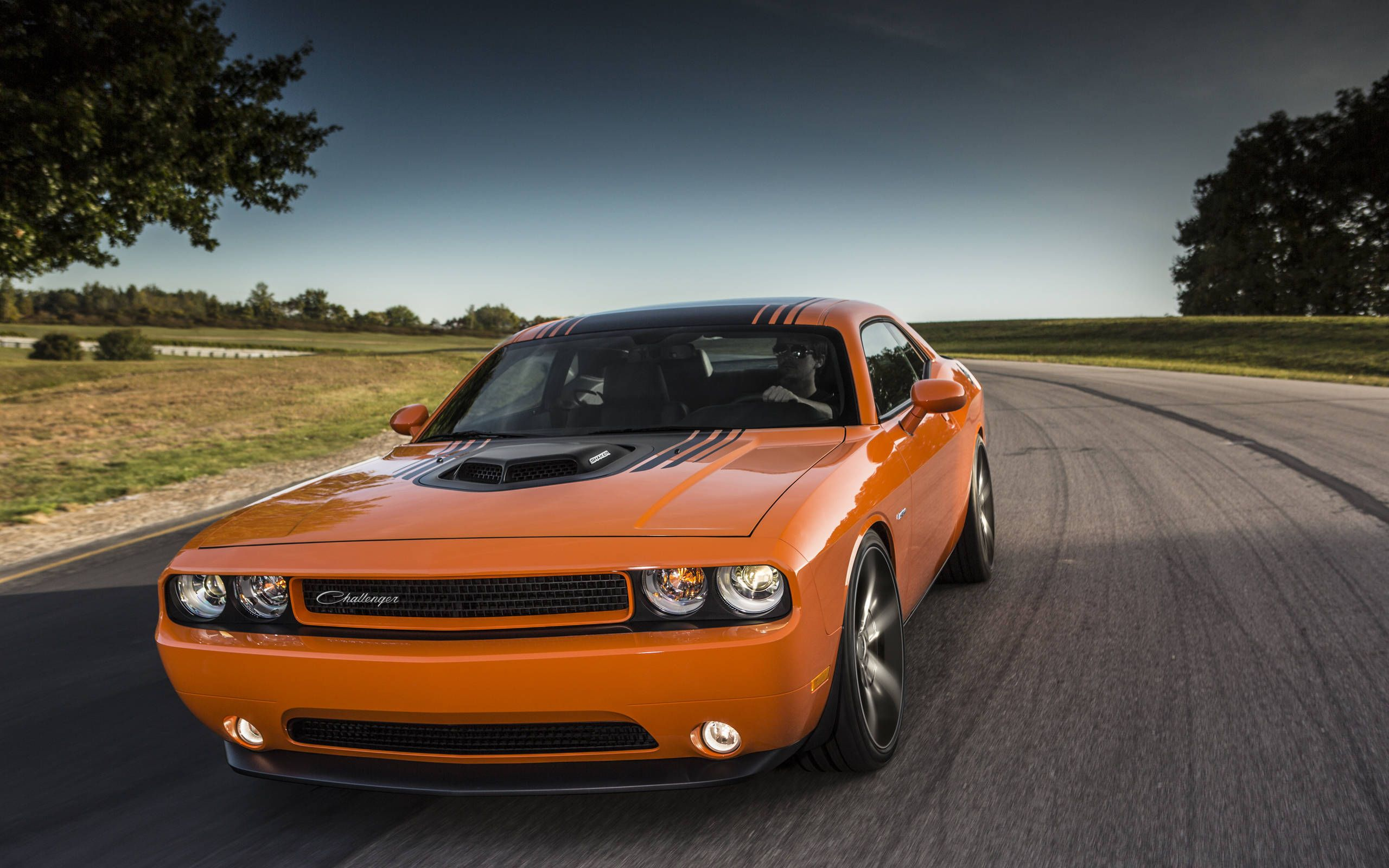 2014 Dodge Challenger R T Shaker Review Notes