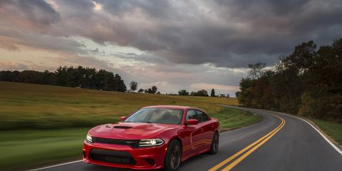 The Hellcat has a starting U.S. MSRP of $63,995 (including $1,700 gas-guzzler tax) and includes one day of driving at the SRT Driving Experience designed for owners to maximize their driving knowledge and skills on the street or track.