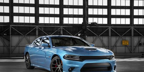 The all-new 2015 Charger R/T Scat Pack is built exclusively for Dodge enthusiasts who want their muscle car to have best-in-class power with maximum performance.