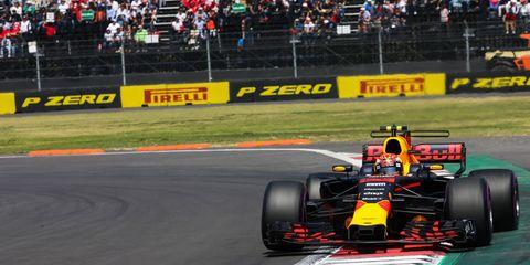 Valtteri Bottas accused Max Verstappen of blocking during qualifying in Mexico City.