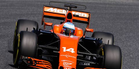 Fernando Alonso has failed to finish on the podium in 42 races since his return to McLaren in 2015.