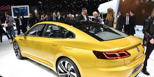 The Volkswagen Sport Coupe Concept GTE makes its debut in Geneva this week with a hybrid powertrain and a new exterior design language.
