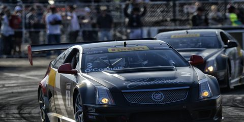 Andy Pilgrim, a driver with Cadillac Racing, writes about great Sonoma races.