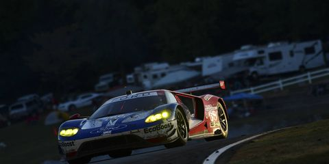 Dirk Mueller, Joey Hand and Sebastien Bourdais will drive the Ford Chip Ganassi Racing No. 66 at Petit Le Mans.