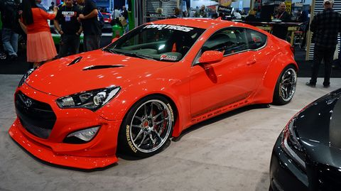 Blood Type Racing has been specializing in Hyundai ECU tuning since 2011.