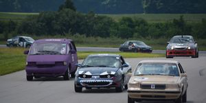 Autoweek is on board for this year's Rust Belt GP 24 Hours of Lemons race in Michigan.