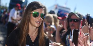 Danica Patrick last raced in the Indianapolis 500 in 2011. She hopes to make the 500 the final race of her racing career in May.