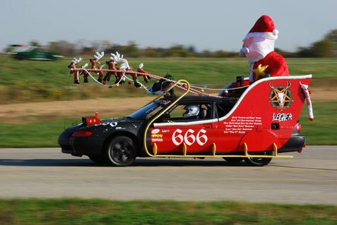 Merry Xmas from the 24 Hours of Lemons