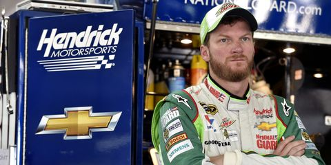 Dale Earnhardt Jr., despite a season that has included three wins and 11 top-five finishes, is 12th in the NASCAR Chase standings with just one race left in the Contender Round. The bottom four drivers in the standings will be eliminated from championship contention following Sunday's race at Talladega.
