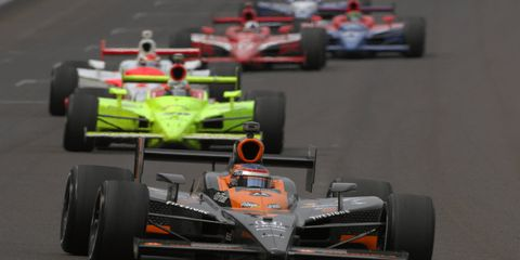 Danica Patrick finished third in the 2009 Indy 500, making her the only female to ever podium at the race.