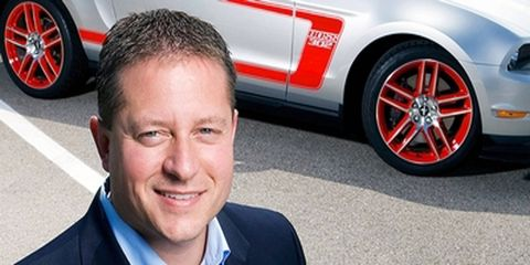 Dave Pericak to be named as new boss at Ford Performance, taking over for Jamie Allison.