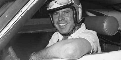 NASCAR Hall of Famer David Pearson died on Monday at 83.
