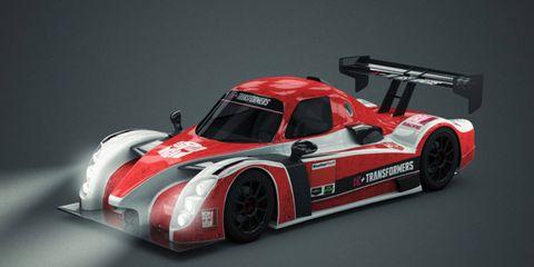 Dawson Racing will return to IMSA next season with a Hasbro Transformers partnership.