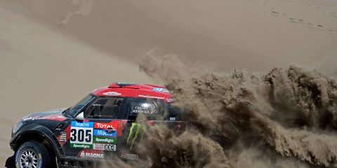 Organizers in Chile are open to having the Dakar Rally return to that country in 2017.