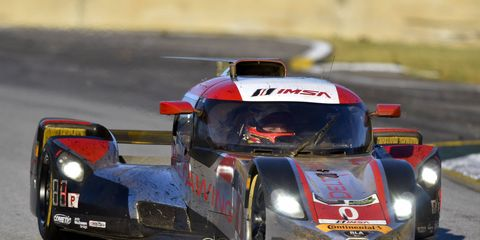DeltaWing returns to Daytona International Speedway and the Roar Before the 24 testing Jan. 9-11. The team will have a new driver and new sponsors in 2015.