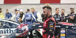 Austin Dillon is poised to advance into the NASCAR Cup Series Round of 12 after good runs at Las Vegas and Richmond.