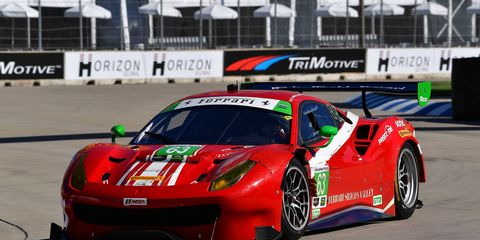 The teams make the trip across the pond to return for the six-hour race at Watkins Glen.