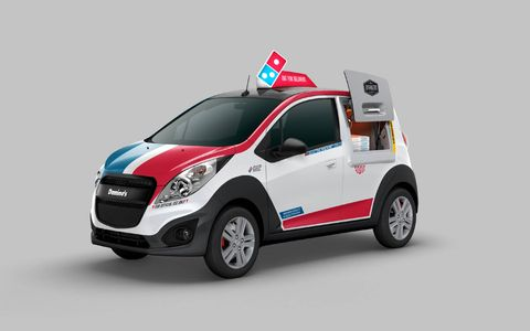 Domino's launched the Domino's DXP