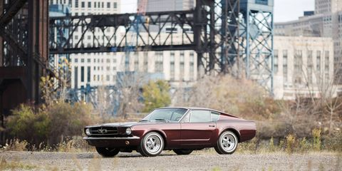 """The """"Shorty"""" Mustang, an official two-seat prototype ordered up by Ford, is an odd car with an interesting history."""
