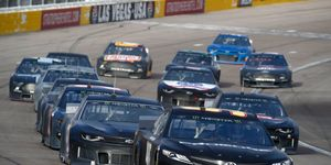 A Thursday test offered the promise of tighter racing on intermediate tracks during the 2019 Monster Energy NASCAR Cup Series season.