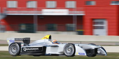 Formula E is making its racing debut on Sept. 13 in Beijing.