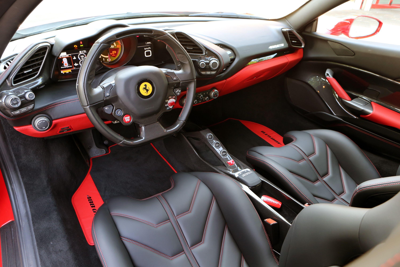 2016 Ferrari 488 Gtb First Drive