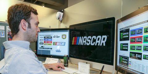 NASCAR spent time this past offseason redesigning its logos.