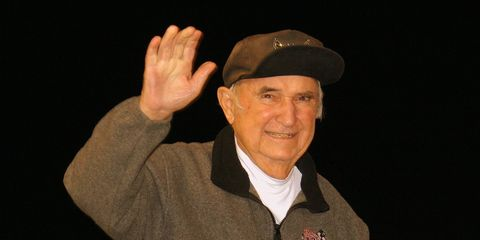 Eldora Speedway founder Earl Baltes died Monday at the age of 93.