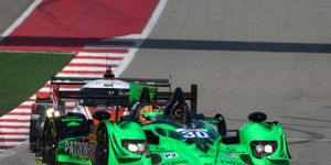 Extreme Speed Motorsports at Circuit of the Americas in September. At COTA, the team announced its decision to not race at this year's Petit Le Mans.